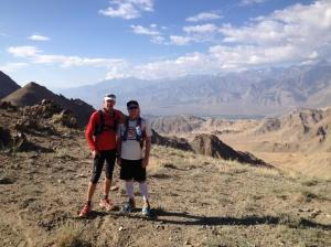 Kim Jup Trail run
