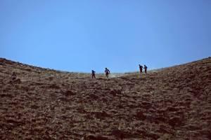 the high trail