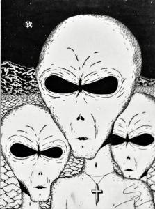 aliens shot