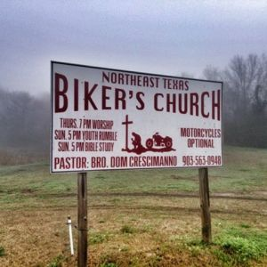 bikers church