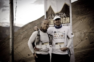 tim jup La Ultra 2012